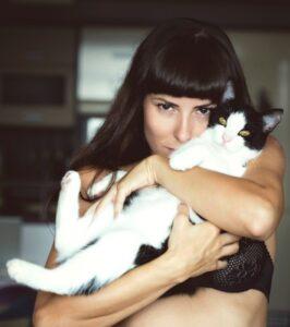kvinder er som katte